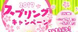 2017スプリングキャンペーン(JA中野市限定)