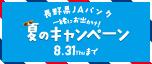 サマーキャンペーン2017実施中!